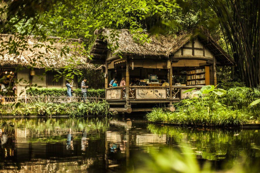 Casa del Parco del poeta Du Fu - Chengdu